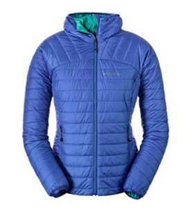 Best Outdoor Supplies for Autumn 2016- Women's IgniteLite Reversible Hooded Jacket