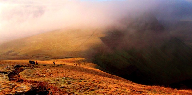 Brecon Beacons, UK National Parks