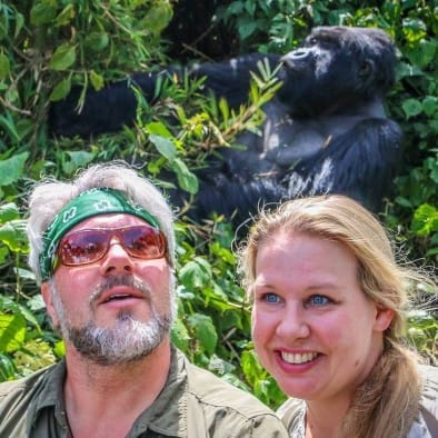 Mountain Gorilla, Rwanda- 2015