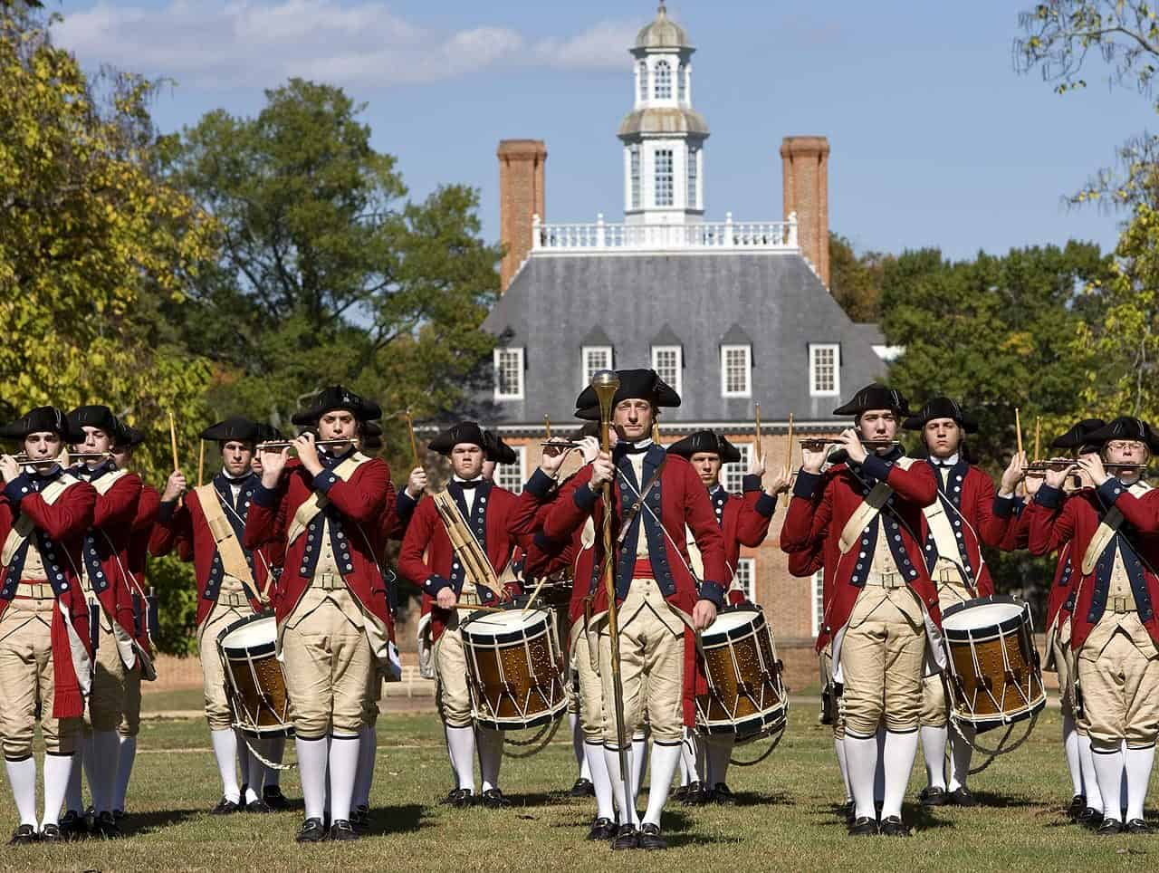 Top 10 living history museums in america for To do in williamsburg