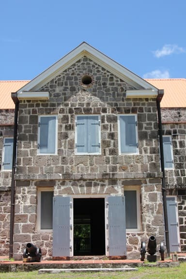 Fort Shirley, Cabrits National Park, Dominica