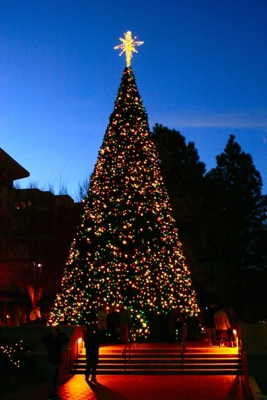 Christmas Lights in City of Atlanta: Centennial Olympic Park Holiday In  Lights - The 20 Best Christmas Lights Near Atlanta For 2018 (with Map!)