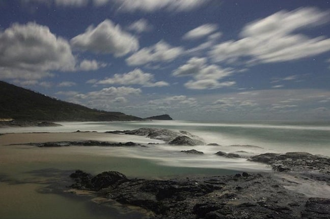 Champagne Pools, Fraser Island Australia