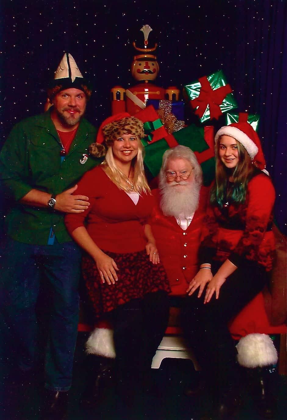 Love Family Photo, Xmas 2013