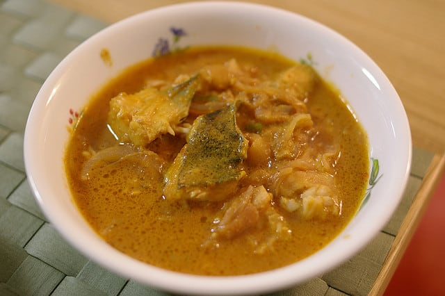 Coconut Fish Curry, Photo by Pelican via Creative Commons