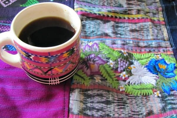 Organic Coffee in Guatemala photo by by Emma Gallagher
