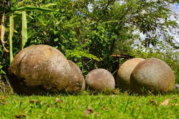 Stone Spheres of #EcoCostaRica: Visiting Finca 6 Archaeological Site