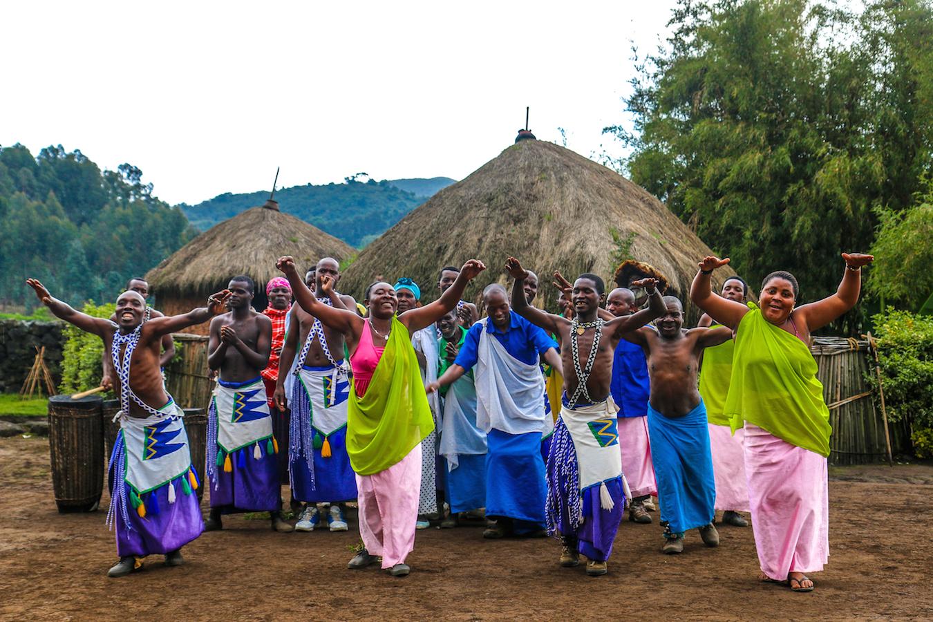 Community Tourism- Iby'lwacu Cultural Village, Rwanda
