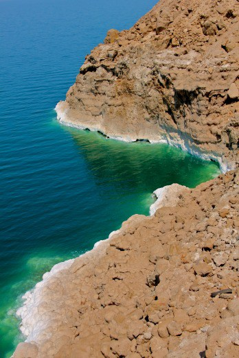 Dead Sea Jordan - Salt Ridge