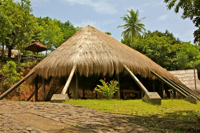 Dominica Photos - Kalinago Territory (Carib Indian Village ...