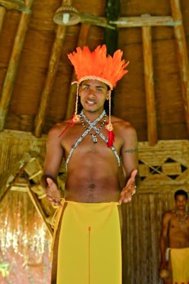 Dominica Photos Kalinago Territory Carib Indian Village