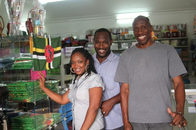 Types of Ecotourism: Shop small businesses like Jay D's in Dominica