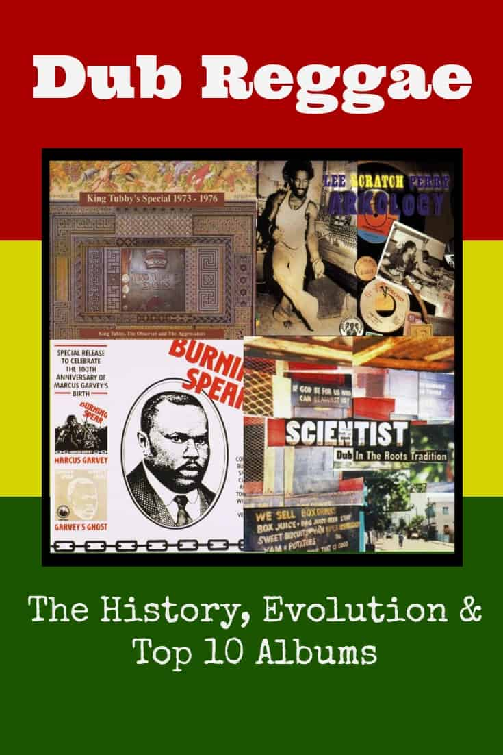 Dub Reggae: History in Jamaica, Evolution, and Top 10 Albums via @greenglobaltrvl