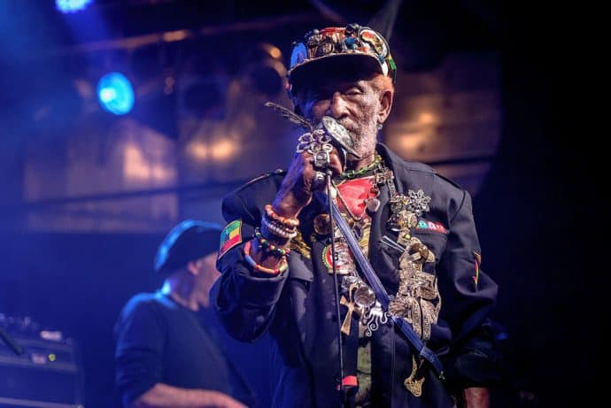 Dub Reggae Legend: Lee Scratch Perry