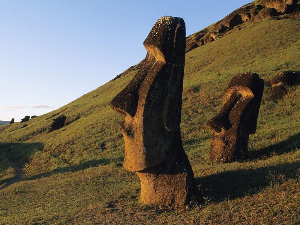 Exotic Island Names - Rapa Nui, Easter Island