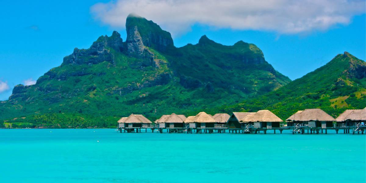 Ecotourism Destination - Oceania