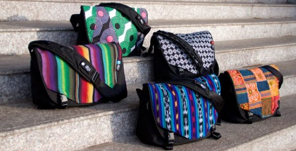TRAVEL GEAR: Ethnotek, The Coolest Messenger Bags You'll Ever Own