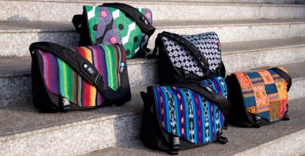 TRAVEL GEAR: Ethnotek, The Coolest Messenger Bags You'll Ever Own