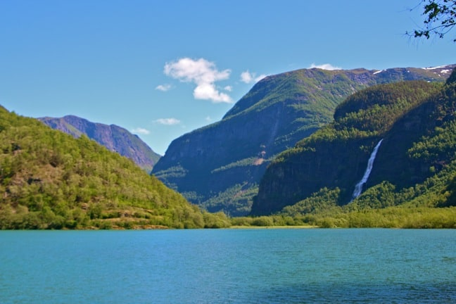 Feigumfossen Waterfall_Luster_Norway