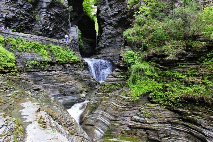 Finger Lakes Waterfalls - Watkins Glen