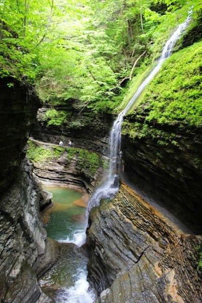 Finger Lakes Waterfalls - Watkins Glen
