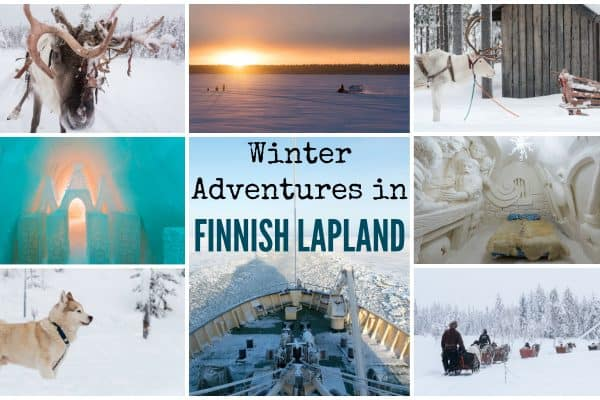 PHOTO GALLERY: Winter Adventures in Finnish Lapland