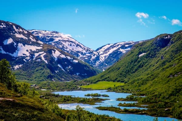 Fjords of Norway: Sognefjellet National Tourist Route