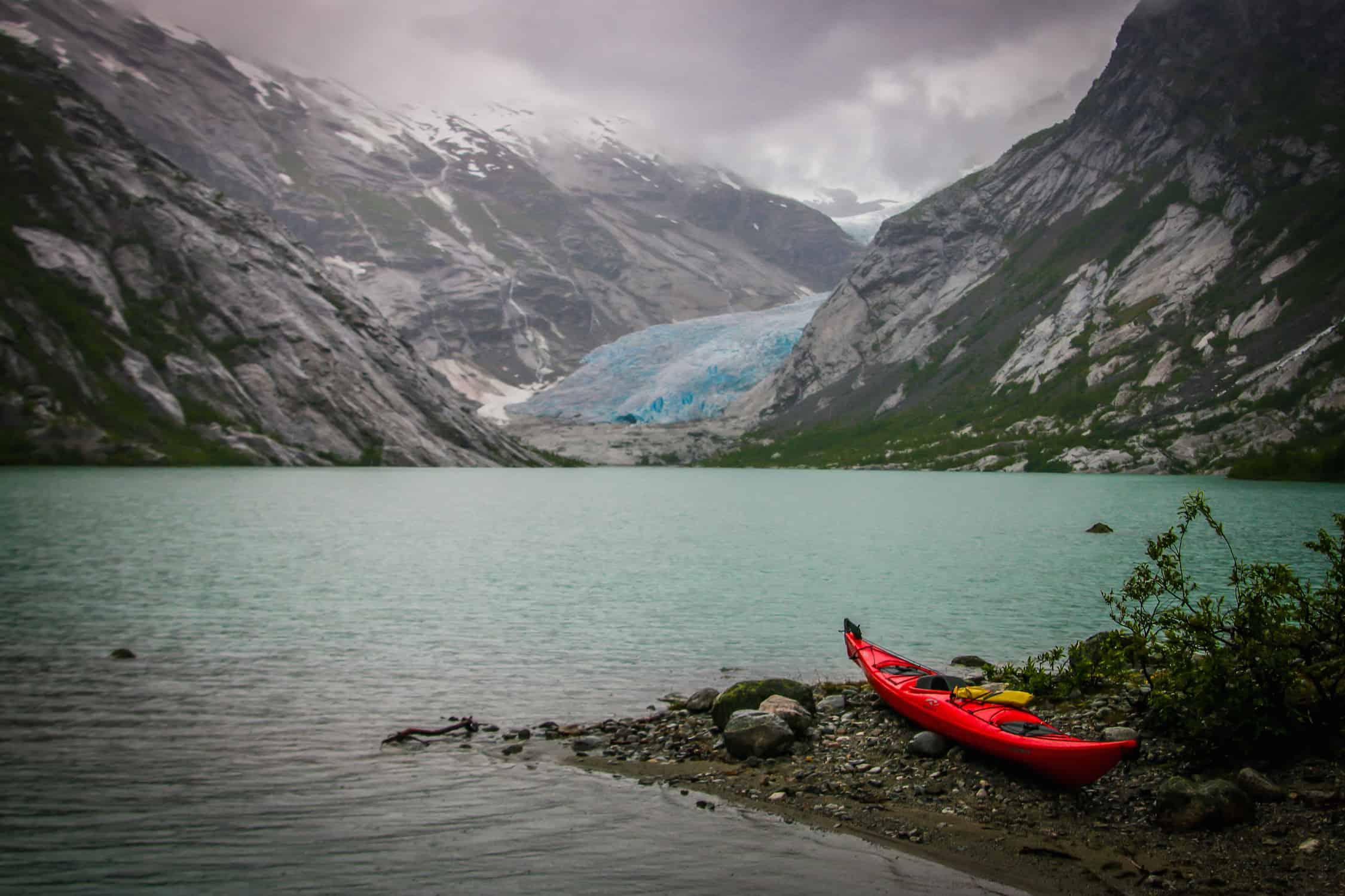 Fjords of Norway: Jostedalsbreen Glacier