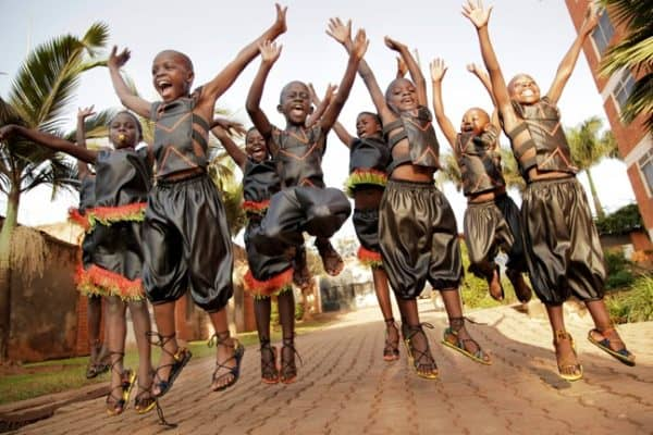 INTERVIEW: African Children's Choir Brings Hope to the Children of Uganda