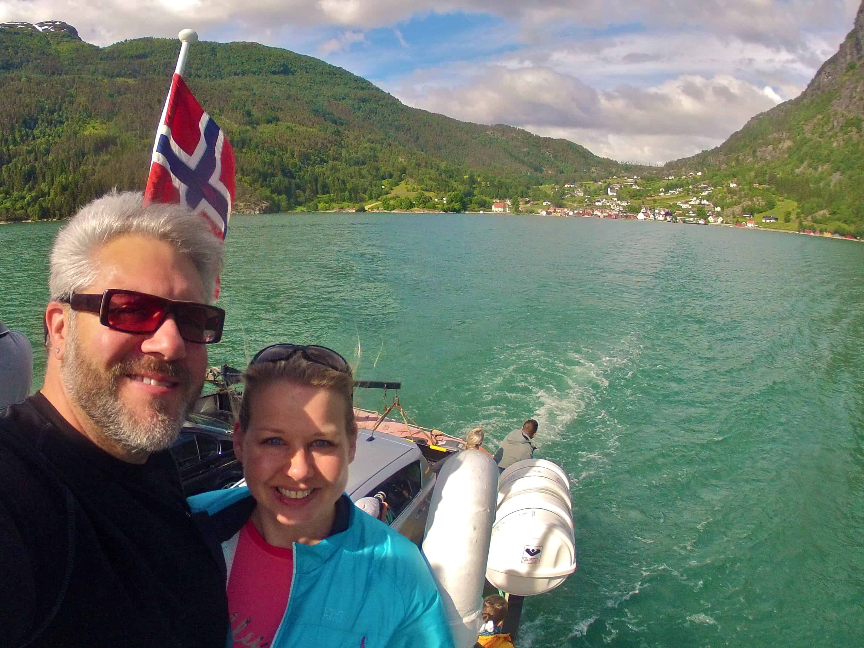 Fjords of Norway: Bret Love & Mary Gabbett
