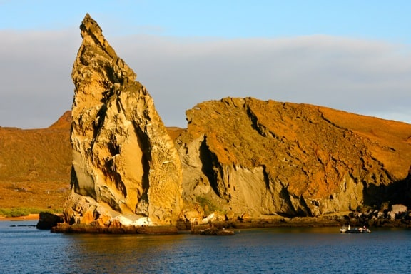 Galapagos Islands - Pinnacle Rock