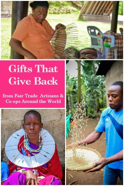 Gifts That Give Back - Fair Trade Products