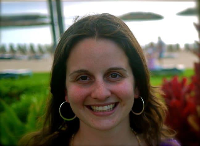 Kiva's Director of Global Portfolio, Giovanna Masci
