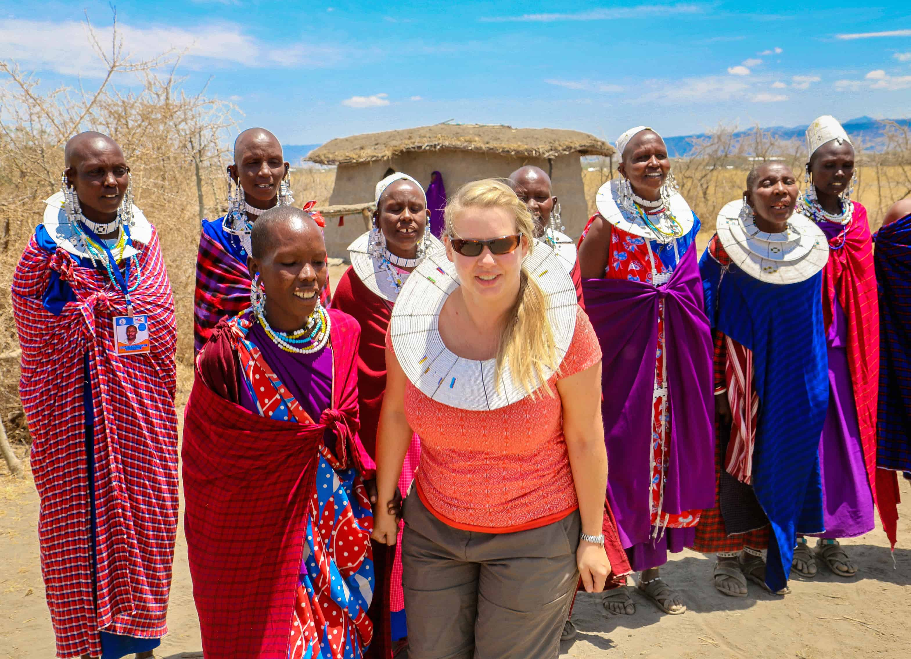 Green Global Travel Embracing Maasai Culture