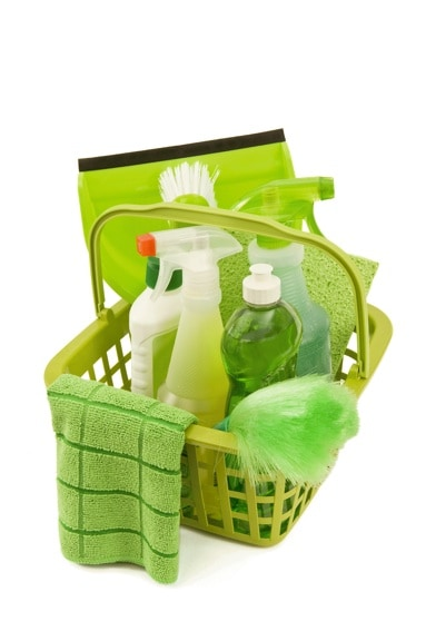 Green Cleaning Tips for Earth Day