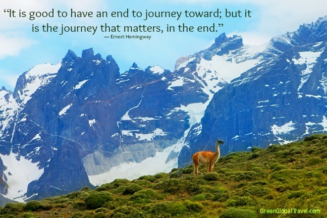 Sailing Quotes Hemingway Quotesgram: The 25 Most Inspirational Travel Quotes