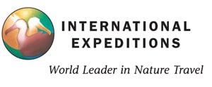 International Expeditions logo