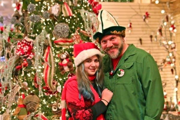 Bret Love & Alex Love, Christmas 2013