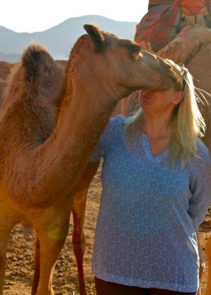 Baby_Camel_Gamal_Captain's_Camp_Wadi_Rum