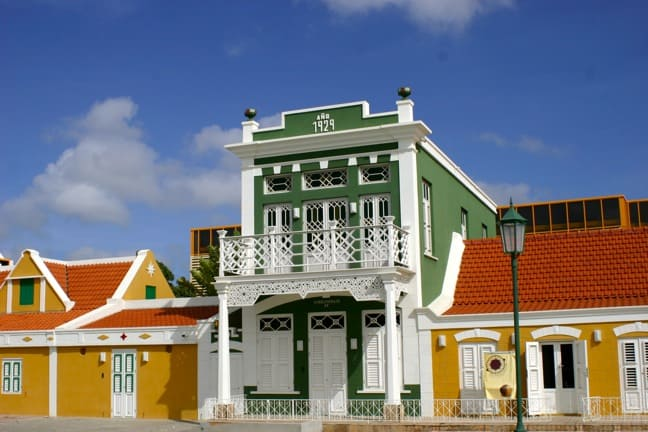 The National Archaeological Museum of Aruba