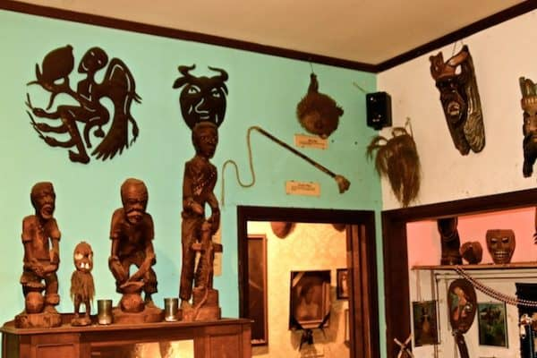 LOUISIANA: Charmed at the New Orleans Historic Voodoo Museum