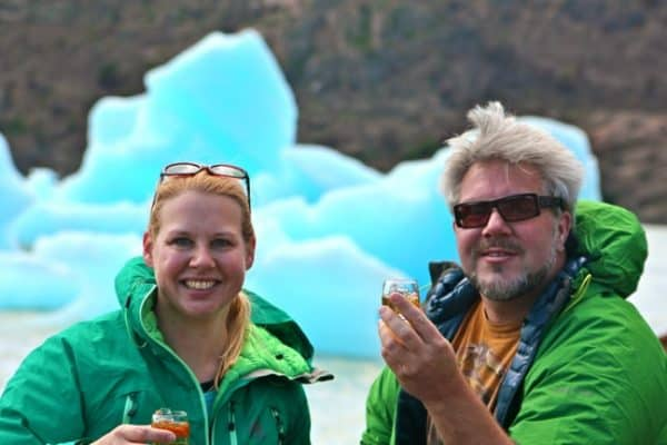 TORRES DEL PAINE: Why Grey Glacier Made Me Give Up My Pledge to Stop Drinking