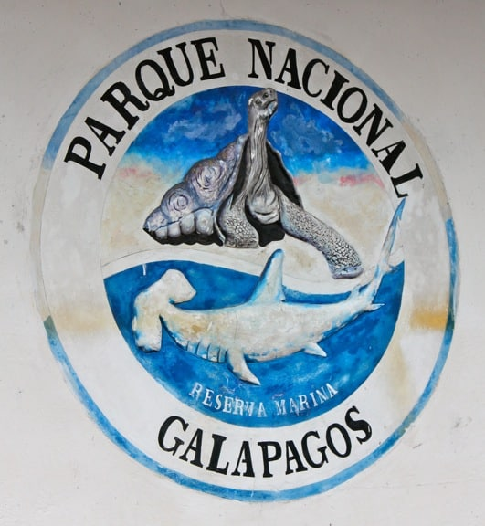 Galapagos Islands National Park Logo
