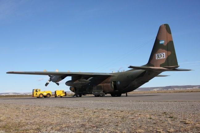 Argentinean Air Force Hercules C130