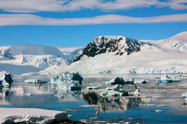 Ecotourism Destinations -Antarctica