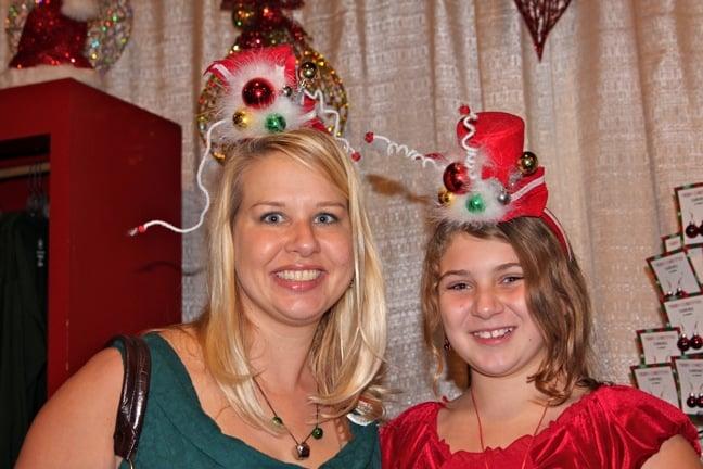 Love Christmas hats
