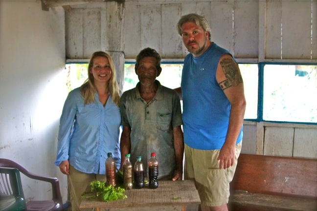 Meeting with Amazonian Shaman Don Juan in Peru