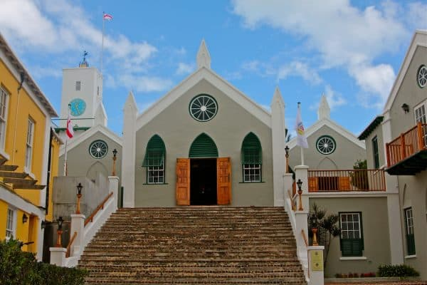 St George Bermuda: The Oldest Town in the New World