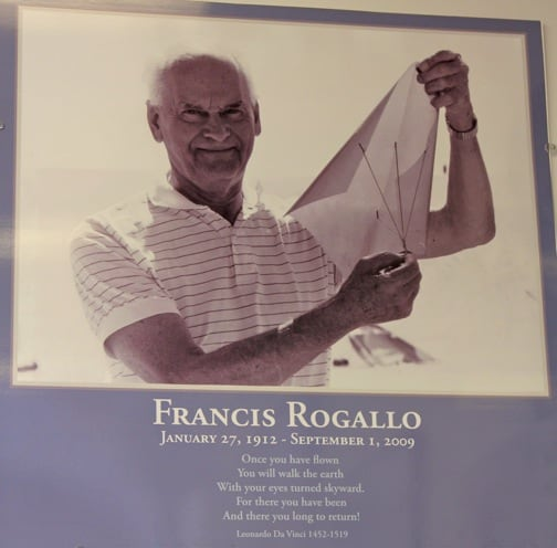 Francis Rogallo, Whose Flexible Wing Revolutionized Hang Gliding
