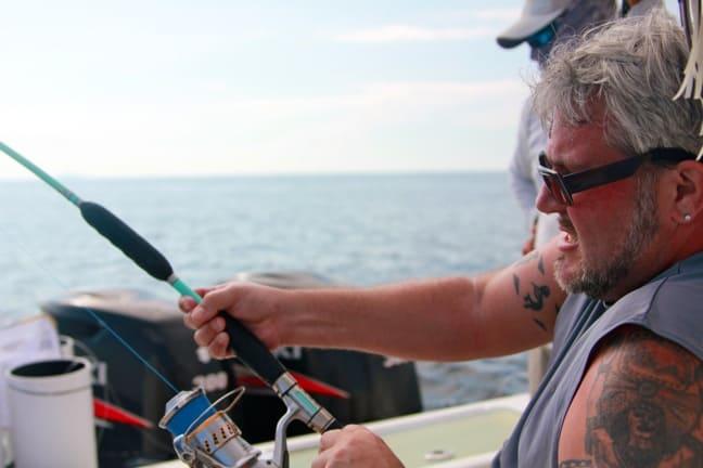 Big Game Fishing on the Hannibal Shelf, Panama